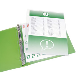 GBC Laminating Pouches A4 125 Micron Filex Pack of 100