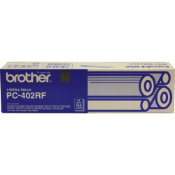 Brother PC-402RF Thermal Printing Ribbon Pack of 2