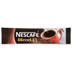 Nescafe Blend 43 Instant Coffee Sticks Portion Control 1.7gm Pack of 1000