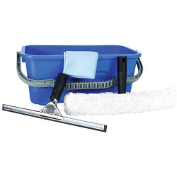 Cleanlink Window Cleaning Kit Blue